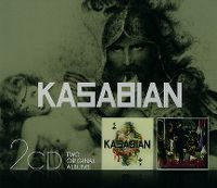 Cover Kasabian - Empire + West Ryder Pauper Lunatic Asylum
