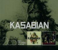 Cover Kasabian - Empire + West Ryder Pauper Lunatic Asylum