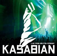 Cover Kasabian - Live From Brixton Academy