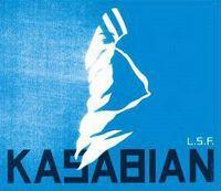 Cover Kasabian - L.S.F.
