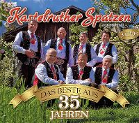 Cover Kastelruther Spatzen - Das Beste aus 35 Jahren