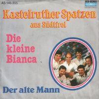 Cover Kastelruther Spatzen - Die kleine Bianca