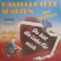 Cover Kastelruther Spatzen - Du bist die Liebe für mich