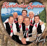 Cover Kastelruther Spatzen - Hand auf's Herz