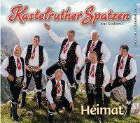 Cover Kastelruther Spatzen - Heimat