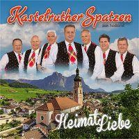 Cover Kastelruther Spatzen - HeimatLiebe