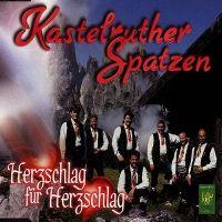 Cover Kastelruther Spatzen - Herzschlag für Herzschlag