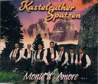 Cover Kastelruther Spatzen - Monte d'Amore