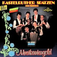 Cover Kastelruther Spatzen - Musikantengold