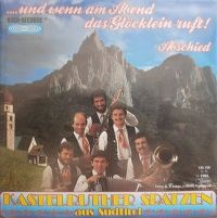 Cover Kastelruther Spatzen - Und wenn am Abend das Glöcklein ruft
