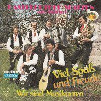 Cover Kastelruther Spatzen - Viel Spass und Freude