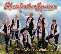 Cover Kastelruther Spatzen - Wenn es Winter wird