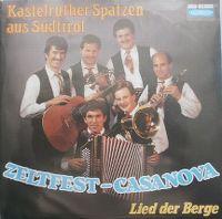 Cover Kastelruther Spatzen - Zeltfest-Casanova