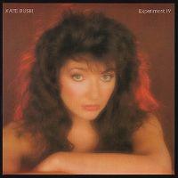 Cover Kate Bush - Experiment IV