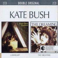 Cover Kate Bush - Lionheart + The Dreaming