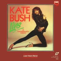Cover Kate Bush - Live At Hammersmith Odeon