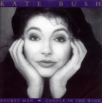 Cover Kate Bush - Rocket Man (I Think It's Going To Be A Long, Long Time)