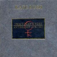 Cover Kate Bush - This Woman's Work - Anthology 1978-1990