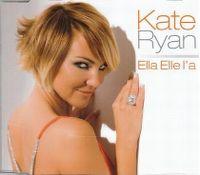 Cover Kate Ryan - Ella elle l'a