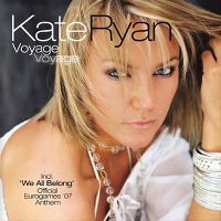 Cover Kate Ryan - Voyage voyage
