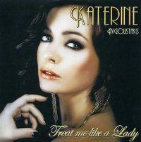 Cover Katerine - Treat Me Like A Lady