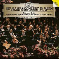 Cover Kathleen Battle / Wiener Philharmoniker / Herbert von Karajan - Neujahrskonzert in Wien