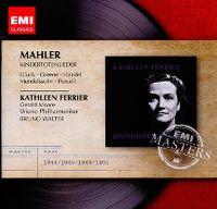 Cover Kathleen Ferrier / Gerald Moore / Wiener Philharmoniker / Bruno Walter - Mahler: Kindertotenlieder
