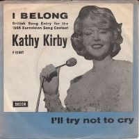 Cover Kathy Kirby - I Belong