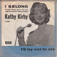 Cover Kathy Kirby - I Belong