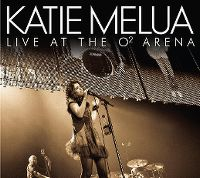 Cover Katie Melua - Live At The O² Arena