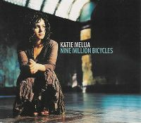 Cover Katie Melua - Nine Million Bicycles