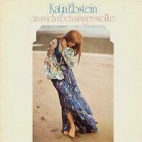 Cover Katja Ebstein - ... was ich noch singen wollte