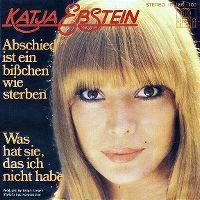 Cover Katja Ebstein - Abschied ist ein bißchen wie sterben