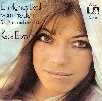 Cover Katja Ebstein - Ein kleines Lied vom Frieden