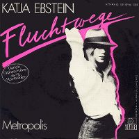 Cover Katja Ebstein - Fluchtwege