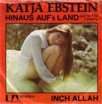 Cover Katja Ebstein - Hinaus auf's Land