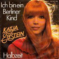 Cover Katja Ebstein - Ich bin ein Berliner Kind