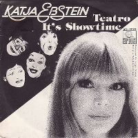 Cover Katja Ebstein - Teatro