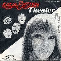 Cover Katja Ebstein - Theater