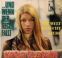 Cover Katja Ebstein - ...und wenn der Regen fällt