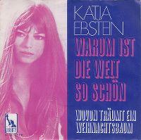 Cover Katja Ebstein - Warum ist die Welt so schön