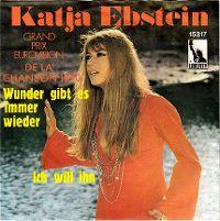 Cover Katja Ebstein - Wunder gibt es immer wieder