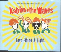 Cover Katrina And The Waves - Love Shine A Light