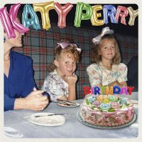 Cover Katy Perry - Birthday