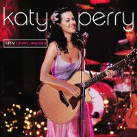 Cover Katy Perry - MTV Unplugged