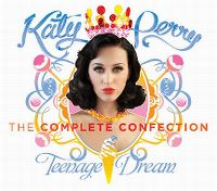 Cover Katy Perry - Teenage Dream: The Complete Confection