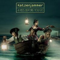 Cover Katzenjammer - A Kiss Before You Go