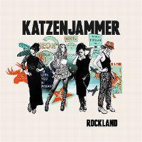 Cover Katzenjammer - Rockland