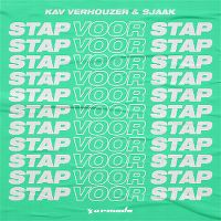 Cover Kav Verhouzer & Sjaak - Stap voor stap