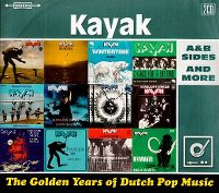 Cover Kayak - The Golden Years Of Dutch Pop Music